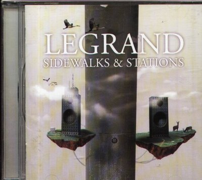 八八 - LeGrand - Sidewalks & Stations - 日版 CD+2BONUS
