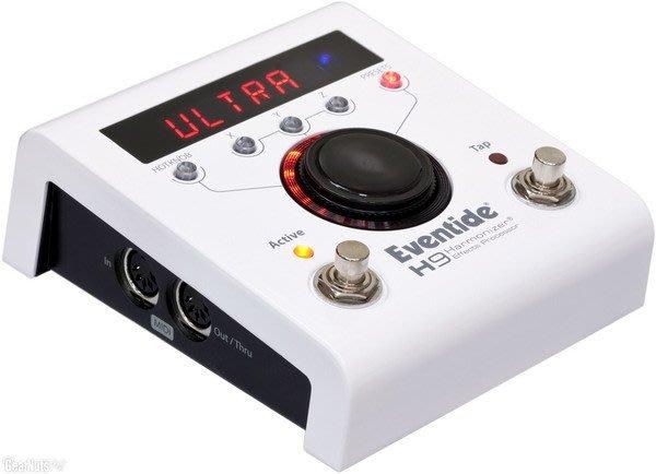 ☆ 唐尼樂器︵☆(預訂中) Eventide H9 Core 錄音室級空間系效果器(另有 H9 及 H9 Max)