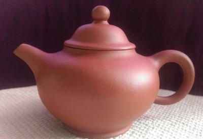 潘壺(早期橘胎),早期商品貨。全手工