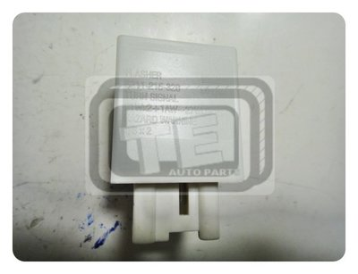 【TE汽配通】FORD 福特 MAZDA 馬自達 閃光器 FLASHER 8P 台灣製外銷件