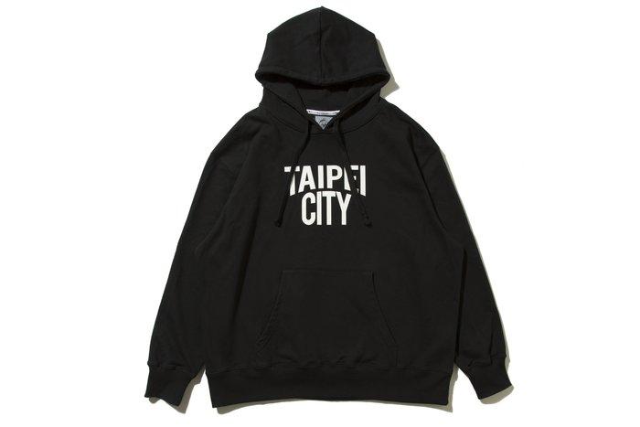 [ LAB Taipei ] REMIX '19 A/W TAIPEI CITY HOODY [ 黑 ]