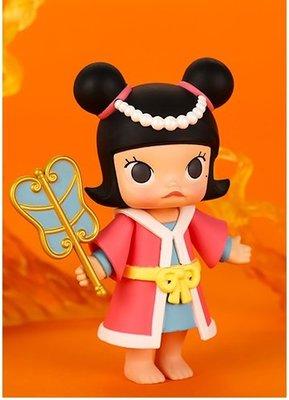 【QQ公仔物語】【AA109】【現貨】Molly Kennyswork 西遊系列 盒玩 單賣 鐵扇公主 滿千免運