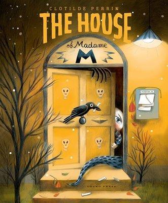 *小貝比的家*THE HOUSE OF MADAME M/精裝/7~12歲/幽默 Humor
