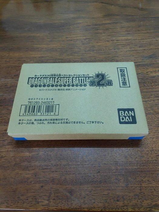 台灣魂商店 Carddass 30周年記念 七龍珠卡片組 SUPER BATTLE Ver 第2選