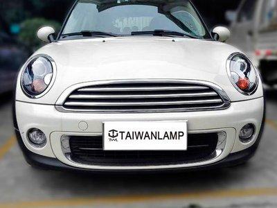 《※台灣之光※》全新MINI R56 COOPER S JCW款黑底HID 大燈組總成