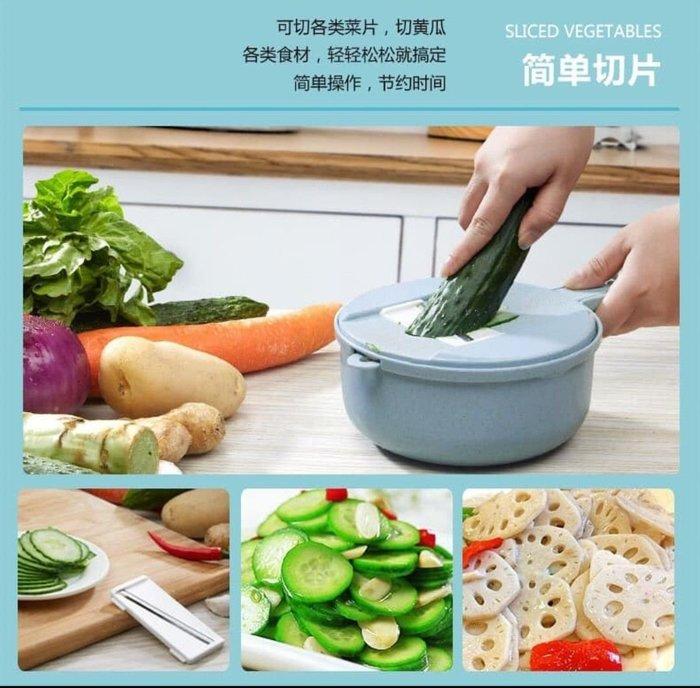免運)全新多功能料理機切菜器