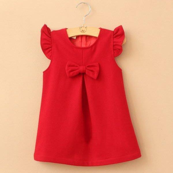 韓版《毛呢娃娃款》優質背心洋裝 (J4-5)