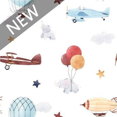 日本Pikka Pikka世界最細纖維毛孔潔淨布/A98夢想系列_翱翔小象 / Today I'll Fly!