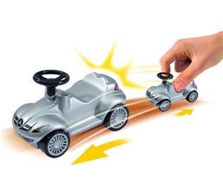 ☆天才老爸☆→德國【BIG】BENZ迷你波比車/ SLK→親子 團購 批發 嬰幼兒 桌遊 玩具車 台中市