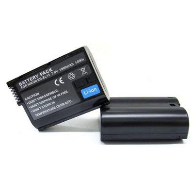 【EC數位】Nikon EN-EL15 高容量電池 V1 專用 ENEL15 D7100 D7500 D850
