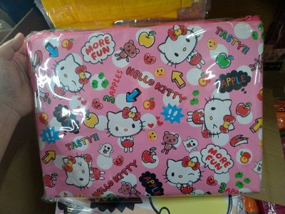 【玫瑰物語】Hello Kitty筆電收納袋36x26cm美樂蒂粉紅小筆電平板電腦保護袋筆電收納置物包保護套黃布丁狗
