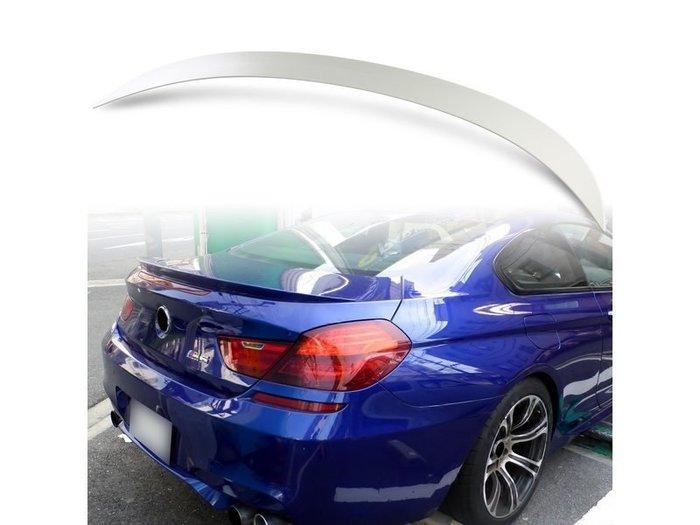 BMW 寶馬6系列 F13 雙門 2012-2017年 適用 M6款 ABS尾翼 後擾流板 噴漆件 TS-38849