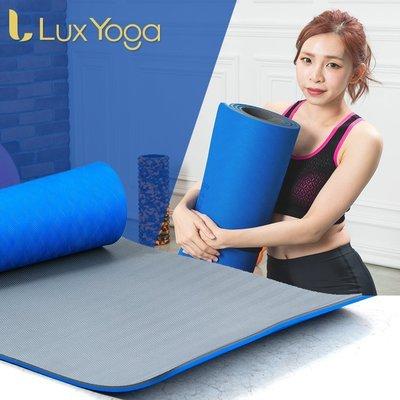 LuxYoga POE環保瑜珈墊 運動墊 止滑加強版 yoga 瑜伽 國際認證 台灣製造 附背袋 好吉康健美科技