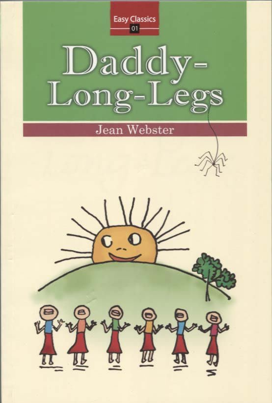 (TT)蒼穹書齋:全新\Daddy-Long-Legs長腿叔叔\書林\Jean Webster\滿額享免運優惠