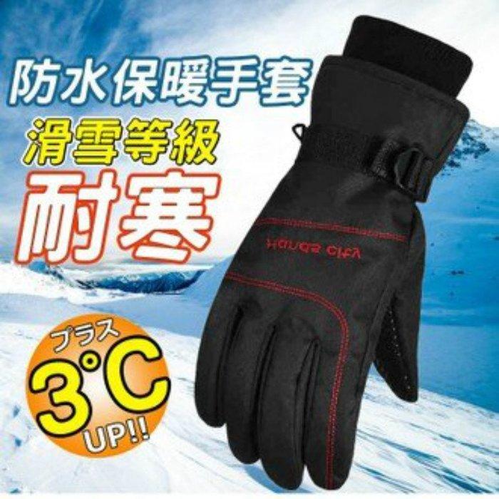 【CPE-MER】 加厚 超柔絨 保暖 防風 防水 滑雪手套 透氣 專業防水袋 防滑止 滑抗寒 防水 防寒手套 騎車手套