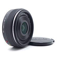 【台中青蘋果】Panasonic Lumix 14mm f2.5 二手 鏡頭 定焦鏡 #55138