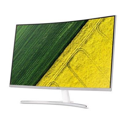 【全新含稅】ACER ED273 27吋/VA 曲面螢幕 VGA+DVI+HDMI 三介面 不閃頻. 濾藍光 液晶螢幕