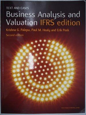 【月界】Business Analysis and Valuation-2/e(附光碟)_Palepu〖大學商學〗AFS