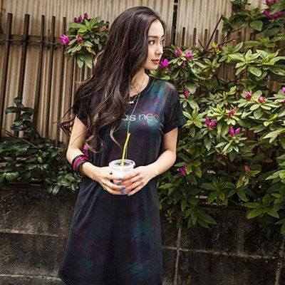 【Cool Shop】ADIDAS NEO GRAPHIC T DRS AY6466短袖連衣裙 長裙 兩件式 薄紗 楊穎