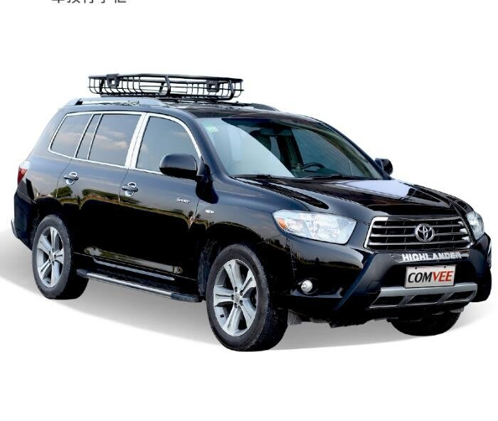 車頂行李架 通用汽車行李框架車旅行裝貨各種用途  KB3539TW