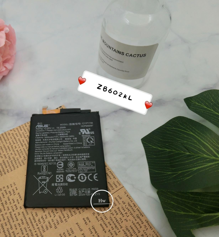 ASUS ZenFone Max Pro ZB602KL 華碩專用電池 DIY 維修零件 電池
