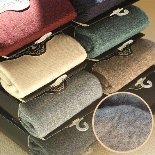 日本羊毛褲襪 內刷毛 特暖 特柔 彈性佳 加絨加厚羊毛褲襪/踩腳褲襪 品質超棒 沒話說
