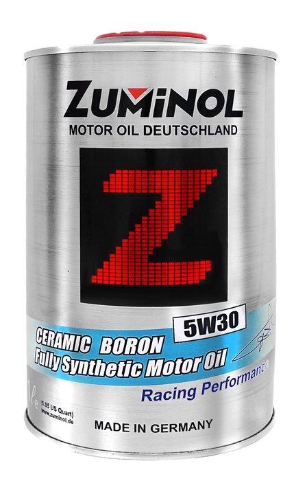 (C+西加小站) Zuminol 5w30  5W-30 紅Z 全合成酯類第三代氮化硼機油/摩德 shell mobil