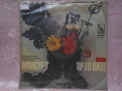 【采葳音樂網】-演奏黑膠–〝最新的進行曲MARCHES-UP TO DATE〞P065