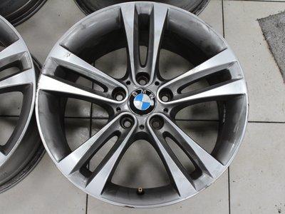 ~三重長鑫車業~極新 正 BMW 原廠 F30/ F31 SPORT  5孔 120 18吋鋁圈 E36 E46 E90 新北市