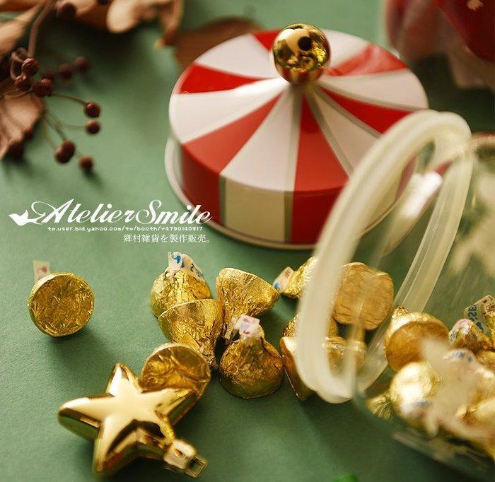 [ Atelier Smile ] 鄉村雜貨 義大利復古密封罐 馬戲團系列收納罐 密封罐 # 中 (現+預)