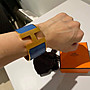 Hermès 愛馬仕 Clic H XL bracelet 手環