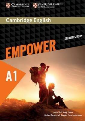 劍橋成人英語賦能系列(A1 起步) 英文原版 Cambridge English Empower Starter Stu