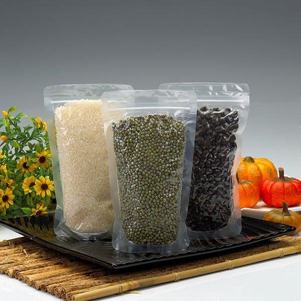 真空夾鏈站立袋/28*42+7cm/50入/550元冷凍袋 分裝袋 耐用袋