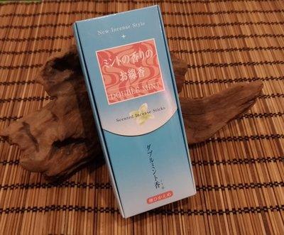 【啟秀齋】梅榮堂 人氣香品系列 雙倍薄荷 微煙線香 臥香