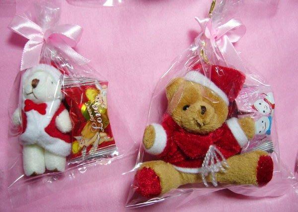 愛笑熊圍巾糖福袋.微笑熊糖袋.謝客禮,廣告禮~