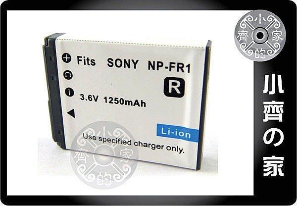 小齊的家 SONY DSC-P100/L DSC-P100/LJ DSC-P100/R DSC-P100/S DSC-P120 NP-FR1鋰電池