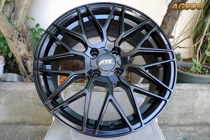 小李輪胎 AGS06 18吋 旋壓鋁圈 豐田 速霸陸 福斯 Skoda AUDI 5孔100車系適用 歡迎詢價