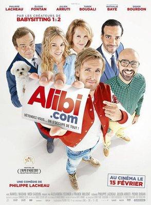 【藍光電影】借口。com Alibi。com (2017) 126-042