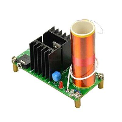 迷你音樂特斯拉線圈等離子喇叭揚聲器科學實驗科技電子 W177.0427