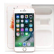 【台中青蘋果】Apple iPhone 6S 玫瑰金 16G 16GB 二手 4.7吋 蘋果手機 #58714