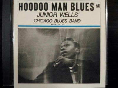Junior Wells ~ Hoodoo man Blues。
