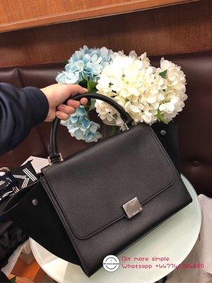 Celine Trapeze 全黑特價HKD15xxx 香港專門店賣21000
