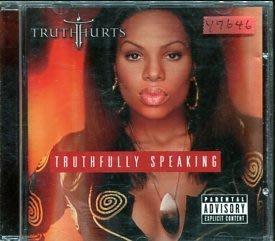 *還有唱片行* TRUTH HURTS / TRUTHFULLY SPEAKING 二手 Y7646