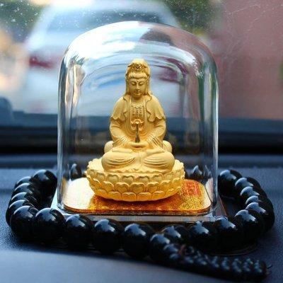 雙面坐蓮觀音菩薩像佛像 高興36