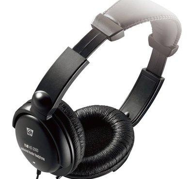 Takstar HD~2000頭戴式 監聽耳機