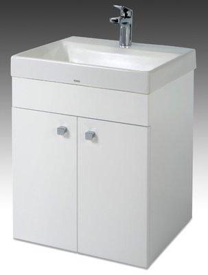 《☆台北三和淋浴拉門☆》TOTO-LW1615CB面盆專用烤漆浴櫃 (不含TOTO面盆) 網路價 NT$7700元