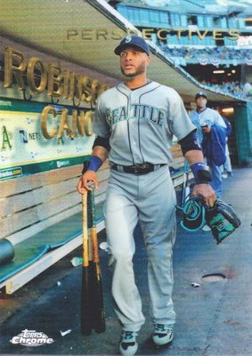 ROBINSON CANO 2016 Topps Chrome Perspective PC-3 姓名特卡 水手