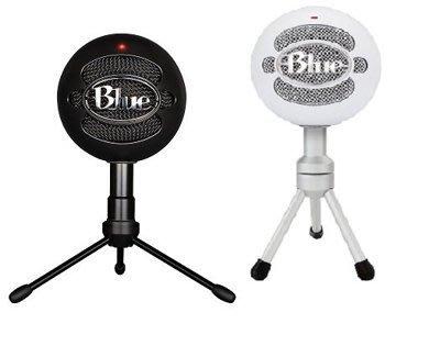 【Q比】原廠 黑, 白 Blue Snowball ICE 電容式 USB 麥克風 YETI,  E205U 台中市