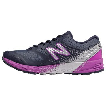 現貨 iShoes正品 New Balance 女鞋 寬楦 紫 止滑 越野 休閒 運動 慢跑鞋 WTSKOMPP D