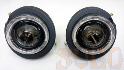 SUGO汽車精品 本田HONDA CRV 3代 專用魚眼霧燈
